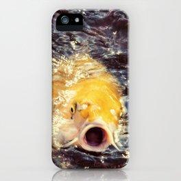 Momiji-koi iPhone Case