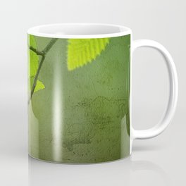 Forest Leaves Coffee Mug