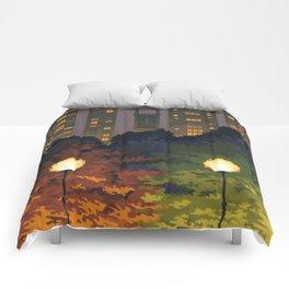 Rittenhouse Square Comforters