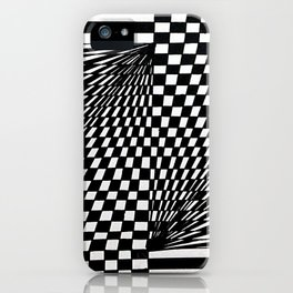 Roman Number One iPhone Case