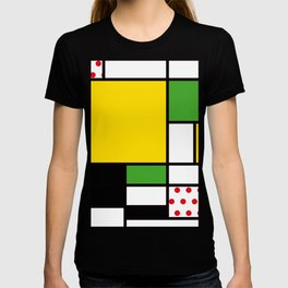 Mondrian – Bycicle T-shirt