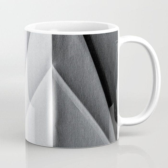 Folded Paper 1 Coffee Mug