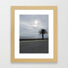 Foz: Atlantic 1 Framed Art Print