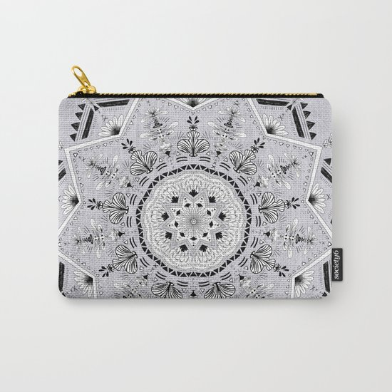 Star Mandala Carry-All Pouch