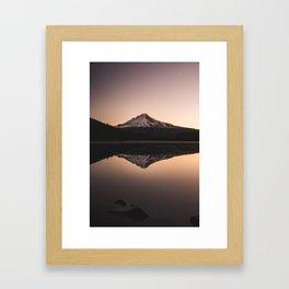 Oregon Mountain Adventure Framed Art Print