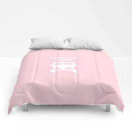 Summer 1969 -  pink Comforters
