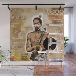 Fela Kuti Wall Mural