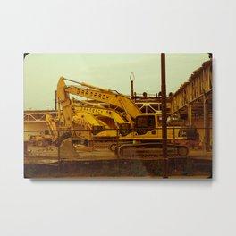 Gramercy Metal Print