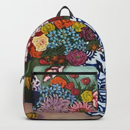 Amsterdam Flowers Backpack