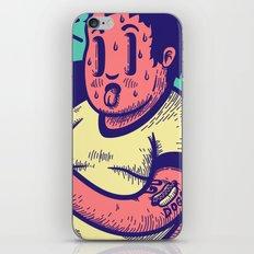 HUNGY BOI iPhone & iPod Skin