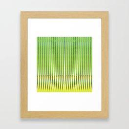 Traveler's Palm Framed Art Print