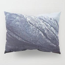 Squid Mountain Pillow Sham