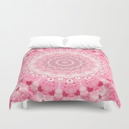"""""""The Suitor's Plea"""" Kaleidoscope 7 by Angelique G. @FromtheBreathofDaydreams Duvet Cover"""