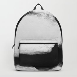 Hello from the The White World Backpack