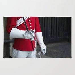 Royal Cavalry Rug