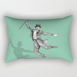 Fred Astaire Rectangular Pillow