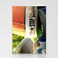 converse Stationery Cards featuring Converse by americansummers