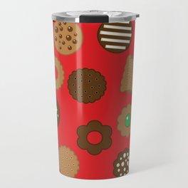 Assorted Biscuits Travel Mug