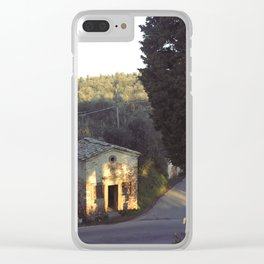 Pino 2 Clear iPhone Case