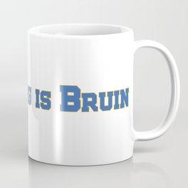 Something Is Bruin Coffee Mug