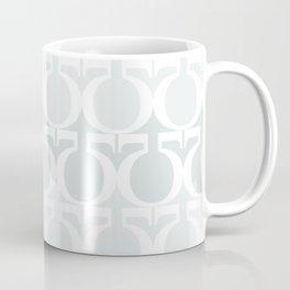 Minty Greek Coffee Mug