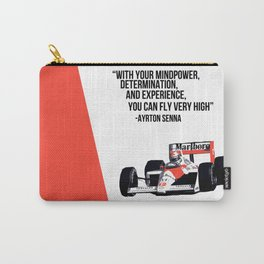 Senna Inspriation Carry-All Pouch