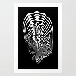 Ringworm Art Print