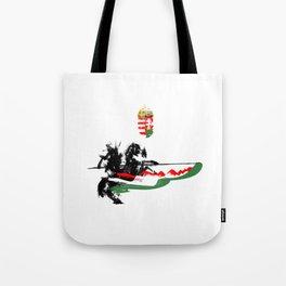 Hungarian Hussar Tote Bag