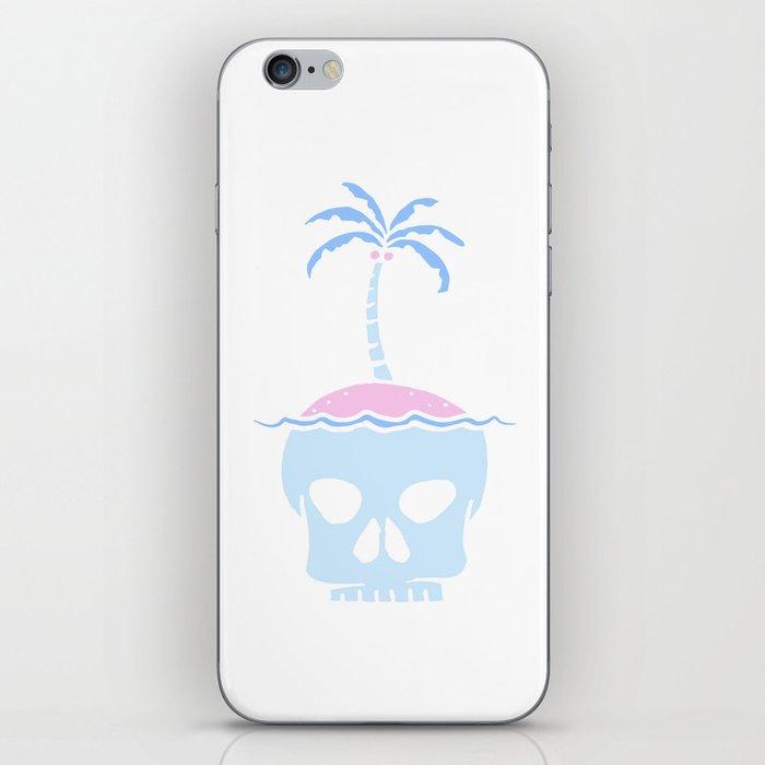 Skull Island – Pastel iPhone Skin