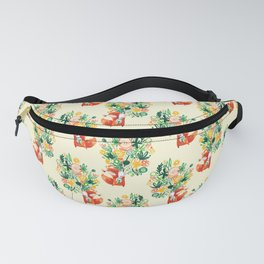 Flower Delivery Fanny Pack