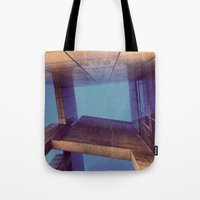 barcelona Tote Bags featuring barcelona by xp4nder