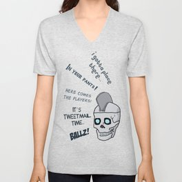 Geoff Peterson´s Catchphrases Unisex V-Neck