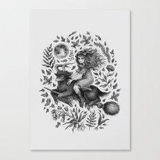VVITCH Canvas Print