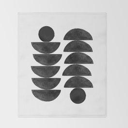 Affiche Scandinavian Throw Blanket