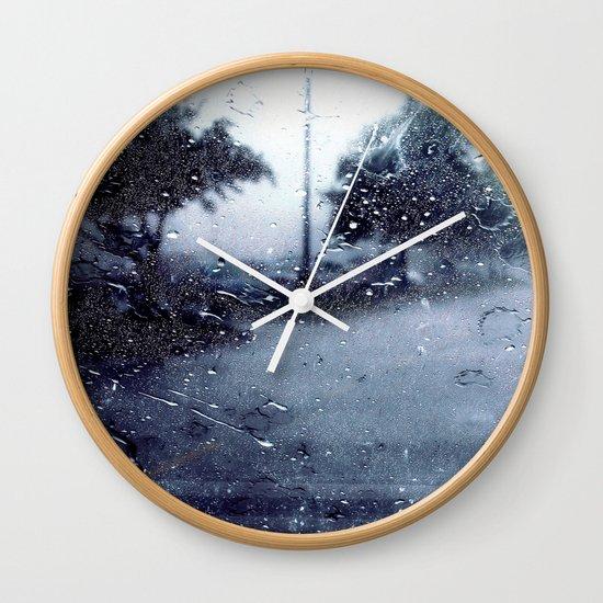 Seasons On Me  Wall Clock
