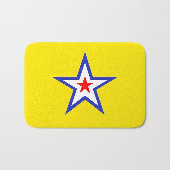 The Star Bath Mat