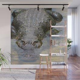 Gator Boy Wall Mural