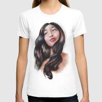 bohemian T-shirts featuring Bohemian Allure by Naomi Shingler