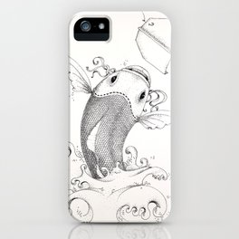 Luring Substance iPhone Case