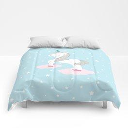 Magic unicorn Comforters