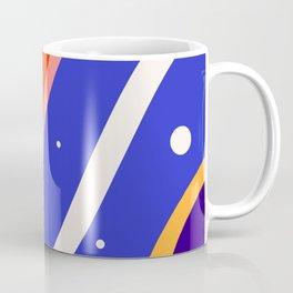 Whimsical waves Coffee Mug