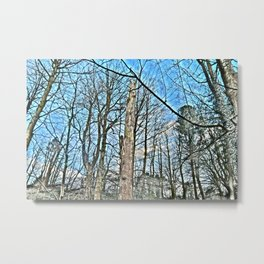 Pure Morning III Metal Print