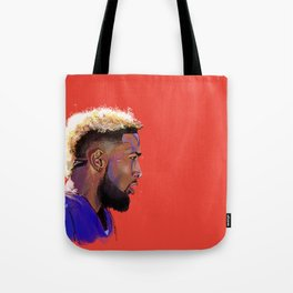 Odell Beckham Jr. Tote Bag