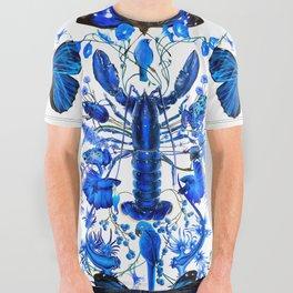 Ultramarine All Over Graphic Tee