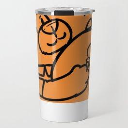 Drum Music Gift Instrument Drums Travel Mug