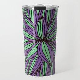 Fabulous flowers Travel Mug
