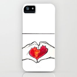HeartFelt iPhone Case
