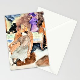 The Death of Nana - Digital Remastered Edition Stationery Cards