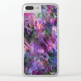 Colours ZZ Q Clear iPhone Case