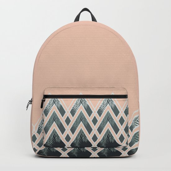 Mountains Déco #society6 #decor #buyart Backpack